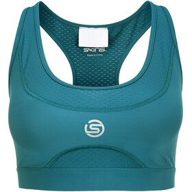 Skins Series-3 Elite Bra Women, teal